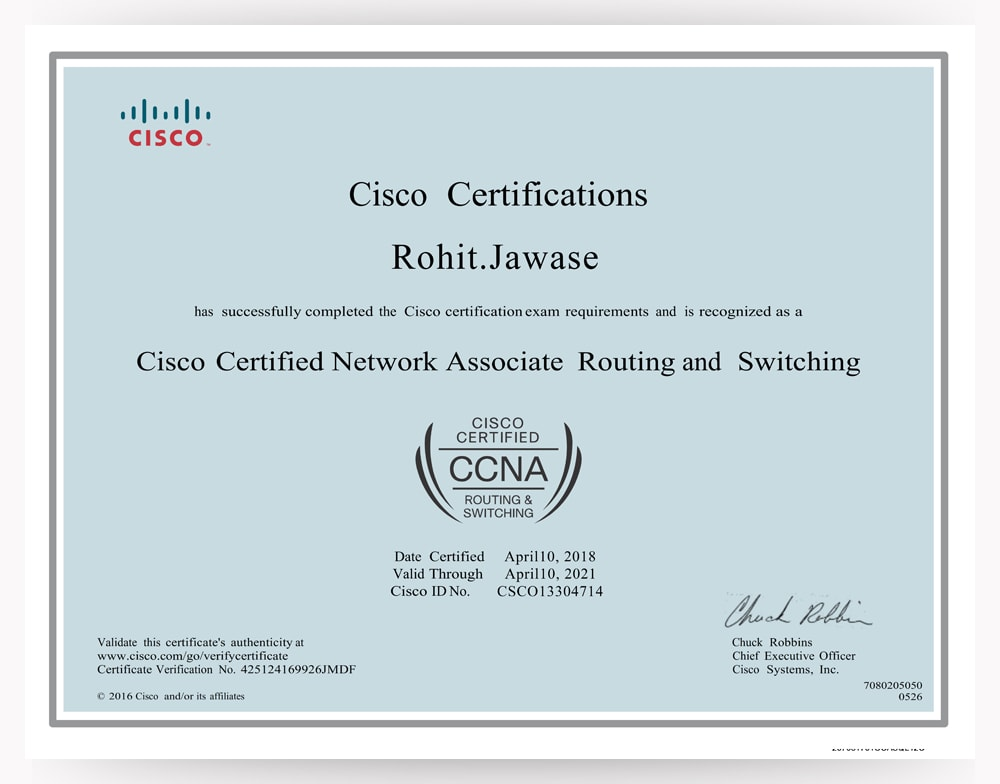 Ccna Quality Ccna Training In Nagpur Pune